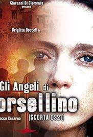 Gli angeli di Borsellino Poster