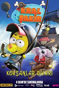 Kral Sakir Korsanlar Diyari (2019)