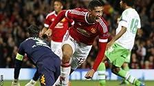 Group-Stage Manchester United vs VfL Wolfsburg
