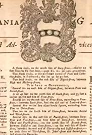 Franklin's Spark (1720-1765) Poster
