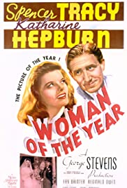 Woman of the Year Poster