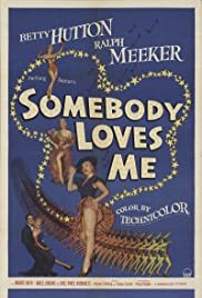 Somebody Loves Me Poster