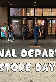 National Department Store Day Poster