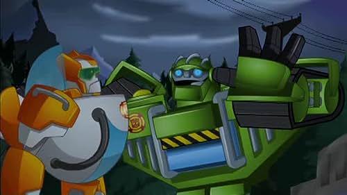 Transformers: Rescue Bots: Clip 5