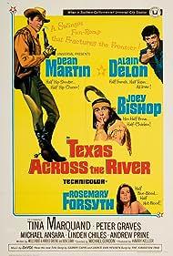 Texas Across the River (1966) Poster - Movie Forum, Cast, Reviews