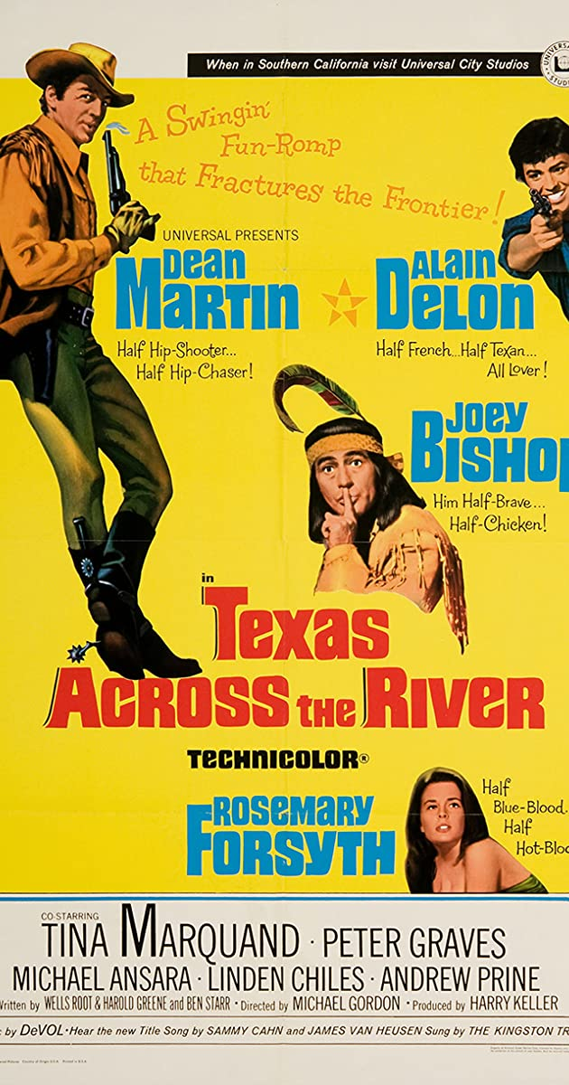 Subtitle of Texas Across the River