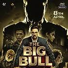 Abhishek Bachchan, Saurabh Shukla, Ileana D'Cruz, Sohum Shah, and Nikita Dutta in The Big Bull (2021)