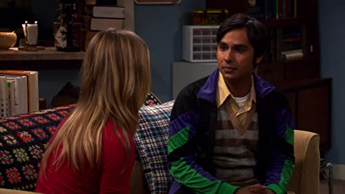 The Big Bang Theory: The Skank Reflex Analysis