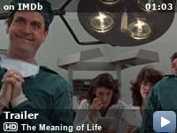 Monty python meaning of life naked remarkable, very