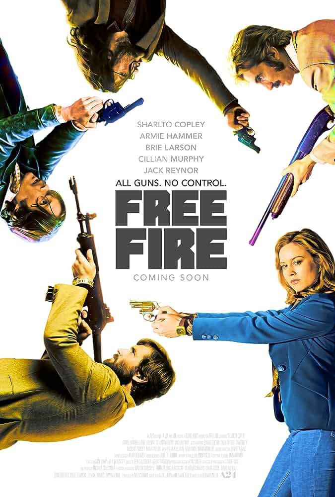 Free Fire 2016