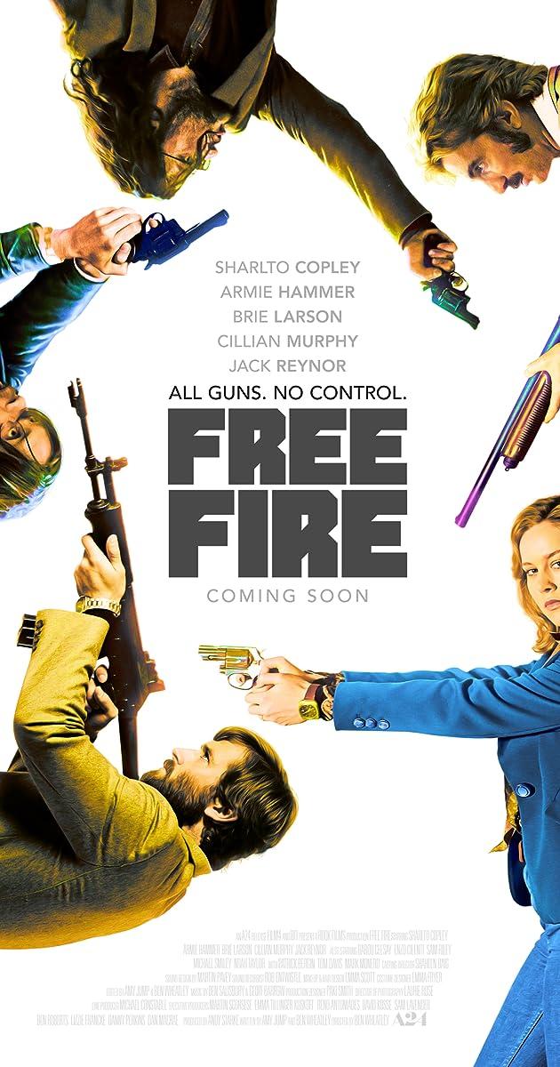 Watch Full HD Movie Free Fire (2016)