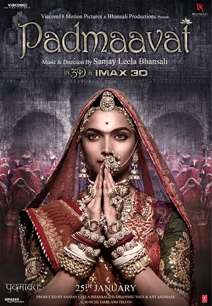 Padmaavat Watch online Full Movie HD