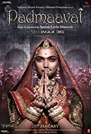 Padmaavat 2018 Hindi BRRip 480p 500MB MKV