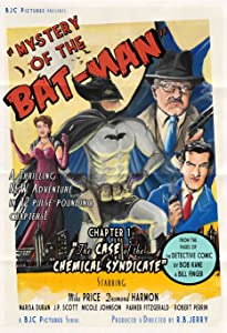 Mystery of the Bat Man! Chapter 1 - The Case of the Chemical Syndicate in tamil pdf download