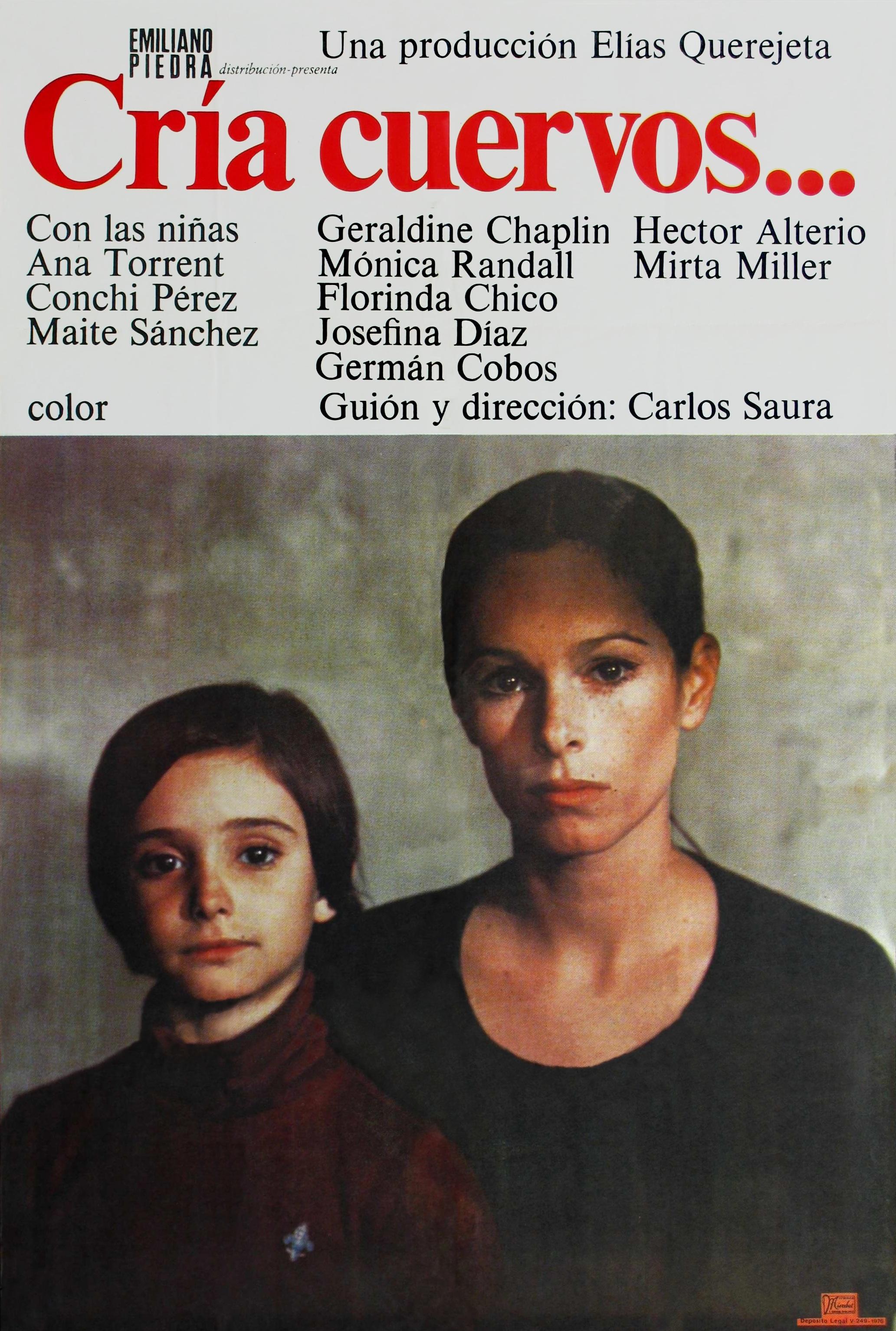 Cría cuervos (1976)