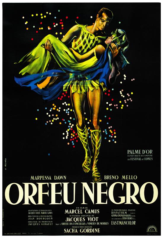 Orfeu do Carnaval [Dub] – IMDB 7.5