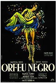 Black Orpheus Poster