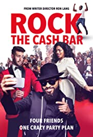 Rock the Cash Bar Poster