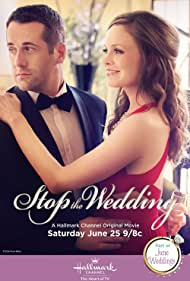 Rachel Boston and Niall Matter in Stop the Wedding (2016)