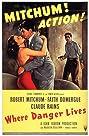 Where Danger Lives (1950) Poster