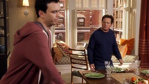 The Michael J. Fox Show: The Men Try
