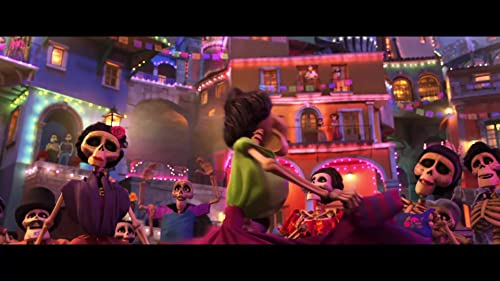 Go Behind the Scenes of 'Coco'
