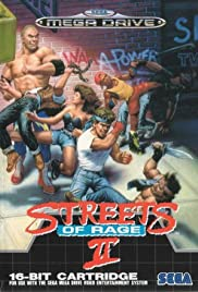 Streets of Rage 2 Poster