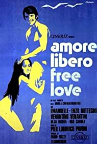 Laura Gemser in Amore libero - Free Love (1974)