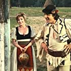Sebastian Papaiani and Vasilica Tastaman in Pacala (1974)