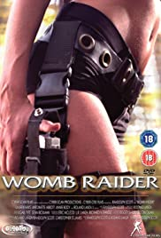 Womb Raider Poster