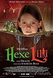 Lilly the Witch: The Dragon and the Magic Book Poster