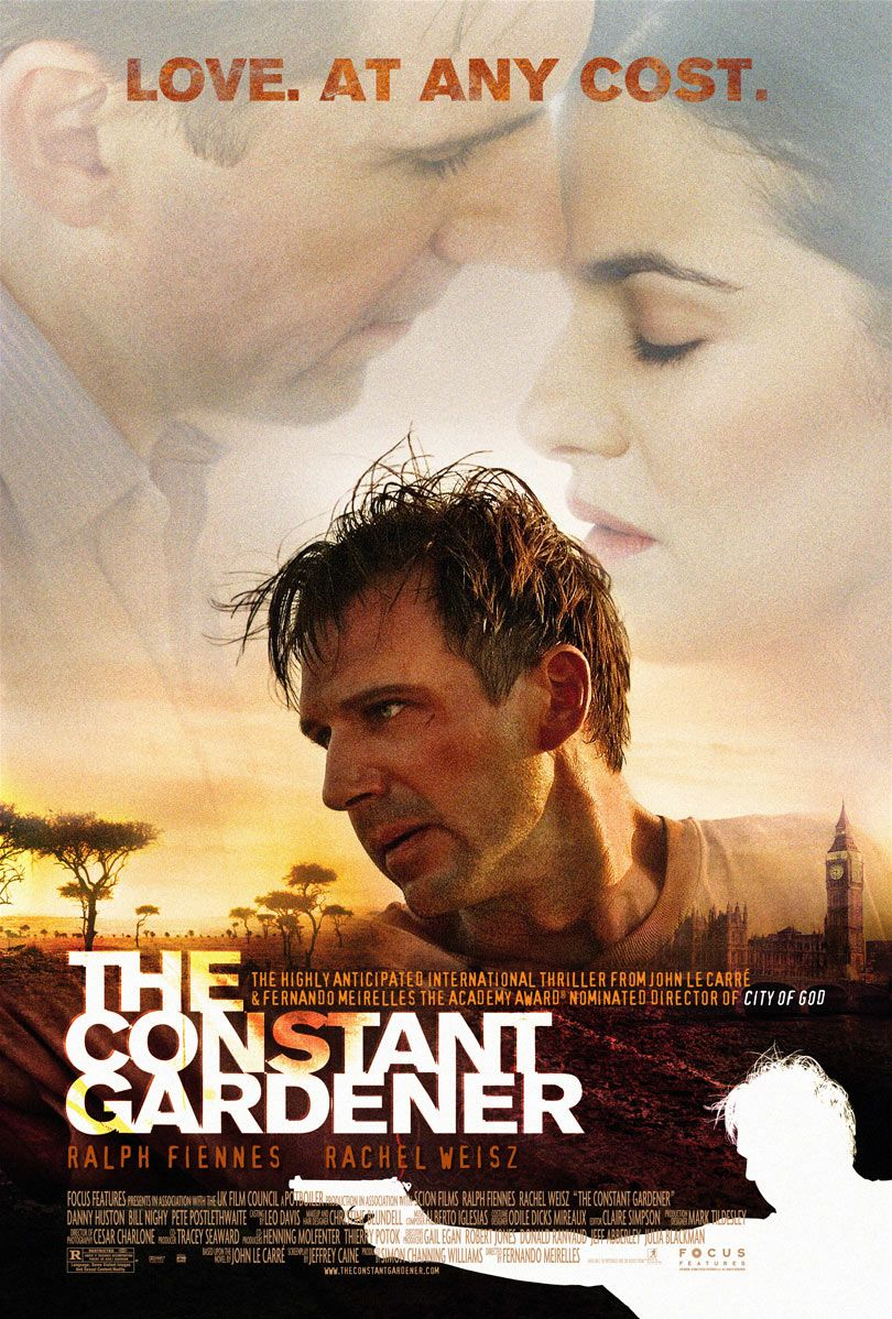 The Constant Gardener (2005) BluRay 480p, 720p & 1080p