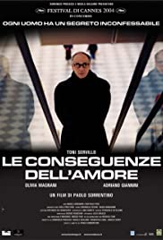 Le conseguenze dell'amore(2004) Poster - Movie Forum, Cast, Reviews