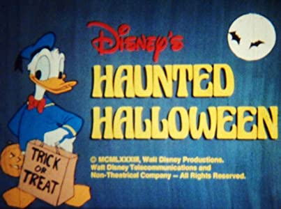 New movies hollywood download Disney's Haunted Halloween [[movie]