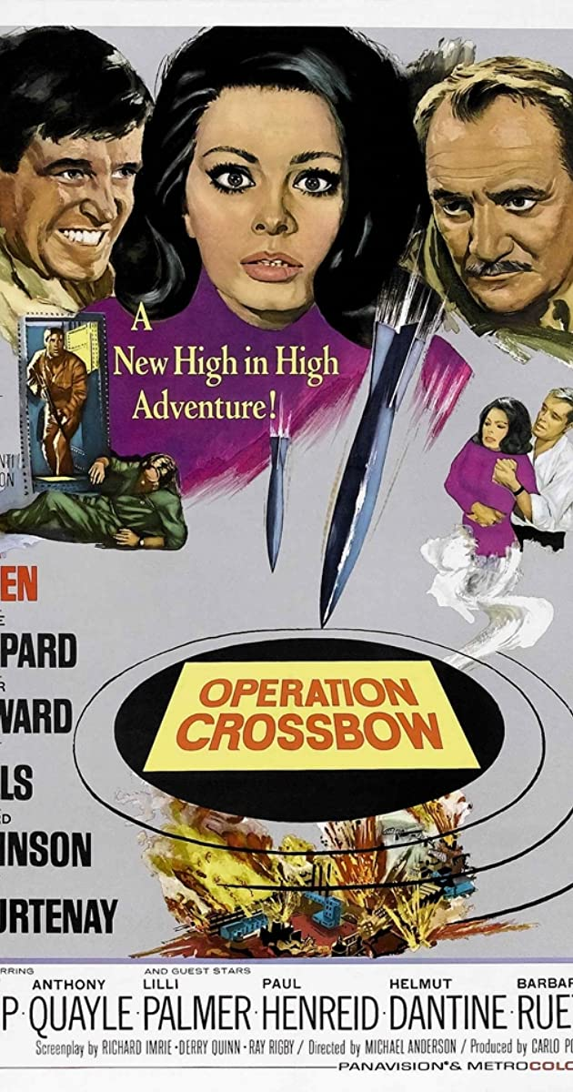 Operation Crossbow (1965) Subtitles