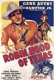 Robin Hood of Texas Poster