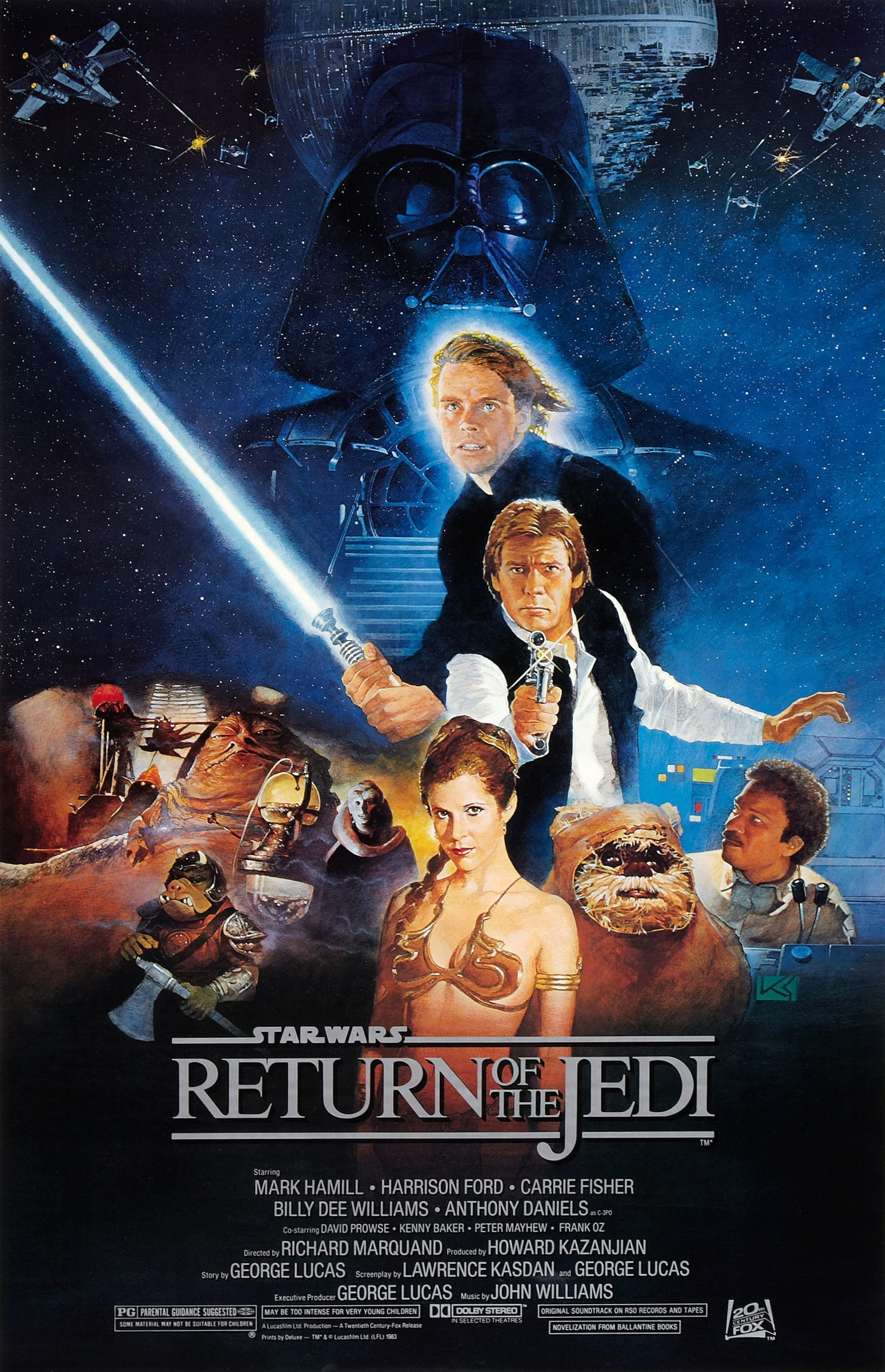 Star Wars Episode Vi Return Of The Jedi 1983 Imdb
