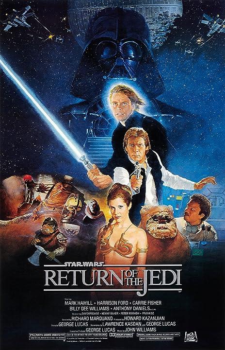 Star Wars: Episode VI – Return of the Jedi (1983) Hindi Dubbed