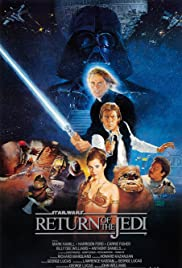 Star Wars VI Return of the Jedi 1983