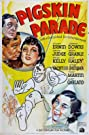 Pigskin Parade (1936) Poster