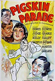 Pigskin Parade (1936) Poster - Movie Forum, Cast, Reviews