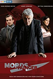 Mordshunger Poster