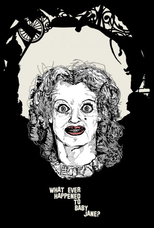 Bette Davis in What Ever Happened to Baby Jane? (1962)