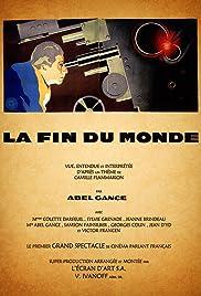 La fin du monde(1931) Poster - Movie Forum, Cast, Reviews