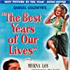 Dana Andrews, Virginia Mayo, and Teresa Wright in The Best Years of Our Lives (1946)