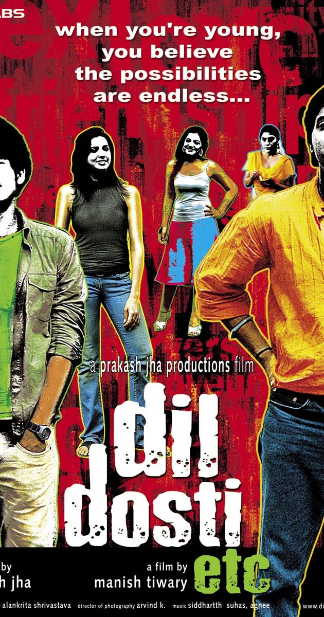 The dil dosti etc dual audio hindi by bodpatogbe issuu.