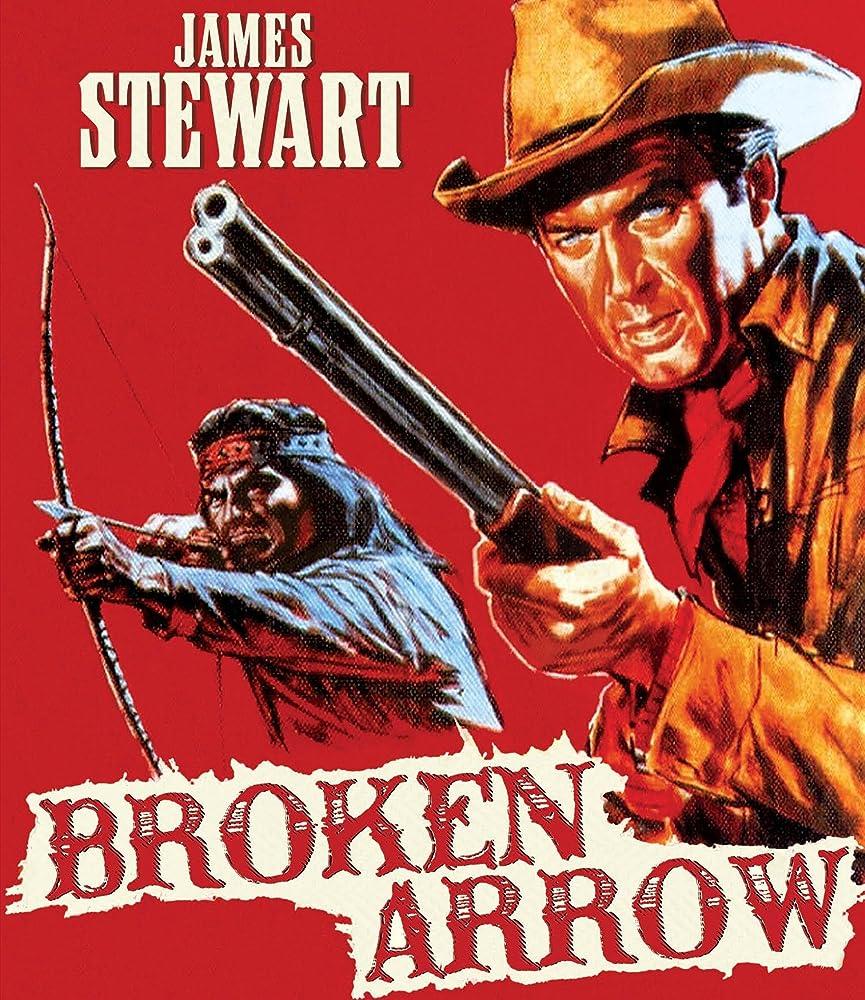 James Stewart in Broken Arrow (1950)