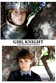 Girl Knight Poster