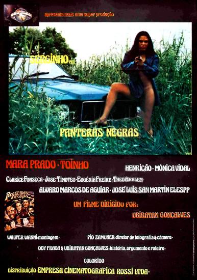 As Panteras Negras do Sexo ((1983))