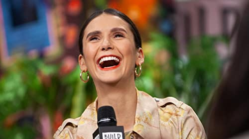 """BUILD: Nina Dobrev Loves Her Over-The-Top Character in """"Lucky Day"""""""